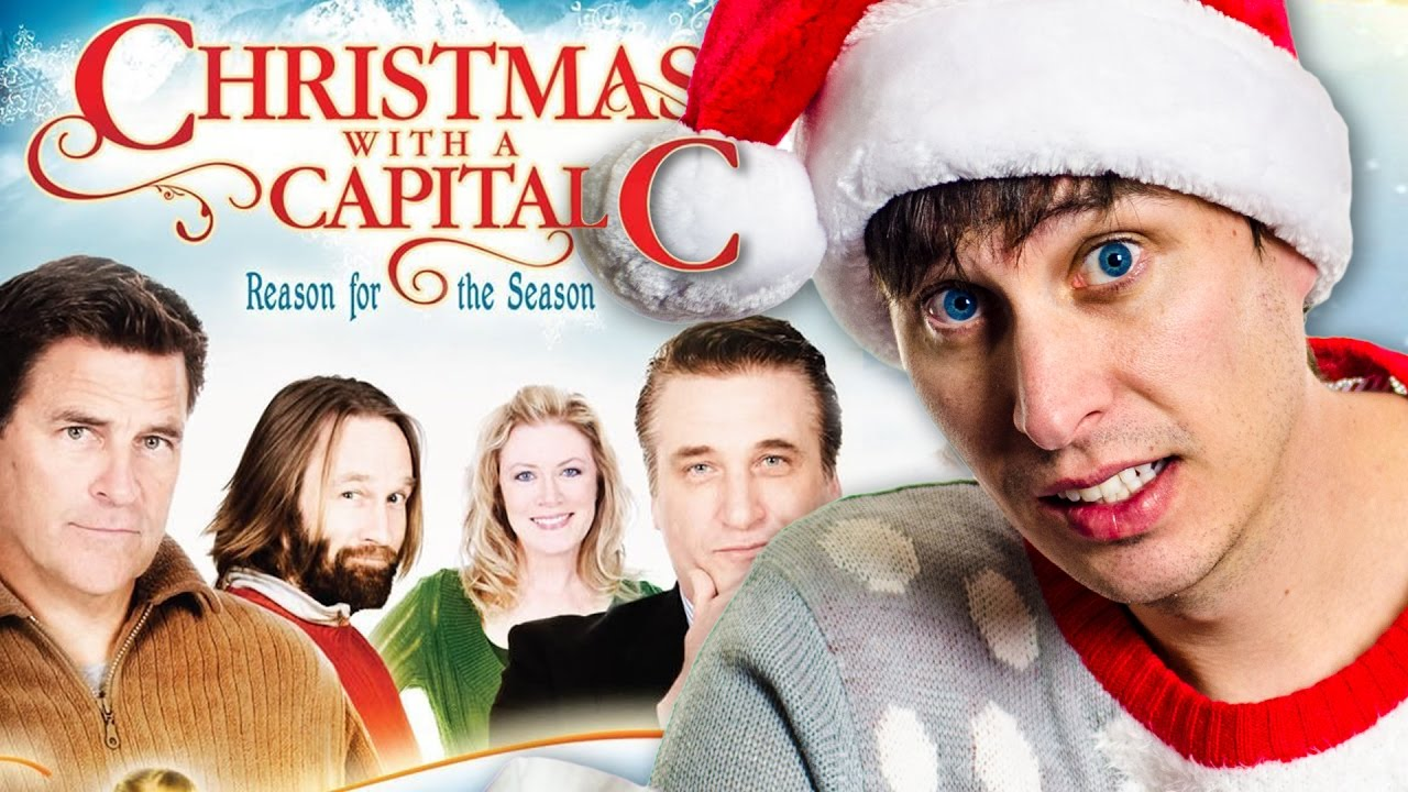 Christmas With A Capital C.Christmas With A Capital C Say Movienight Kevin