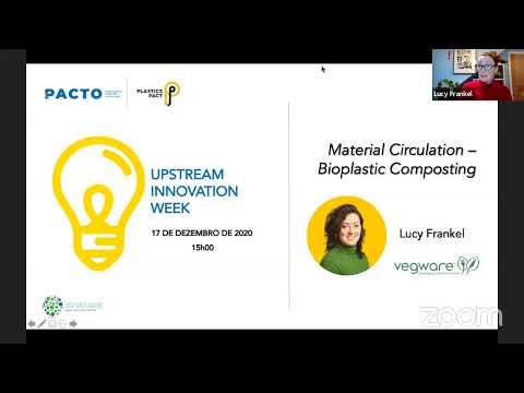 Upstream Innovation Week   Material Circulation: Bioplastic Composting   Vegware
