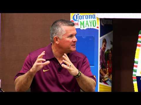 ASU Football Head Coach, Todd Graham