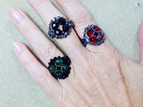 Victorian Chic Ring!