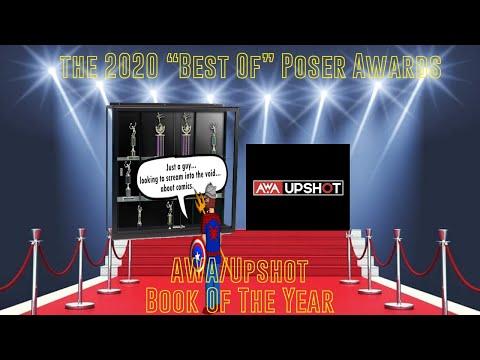 """2020 """"Best Of"""" Poser Awards: AWA/Upshot"""