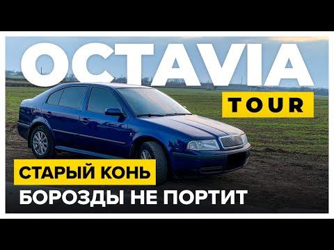 Старый конь, борозды не портит - Skoda Octavia Tour 1.9 TDI