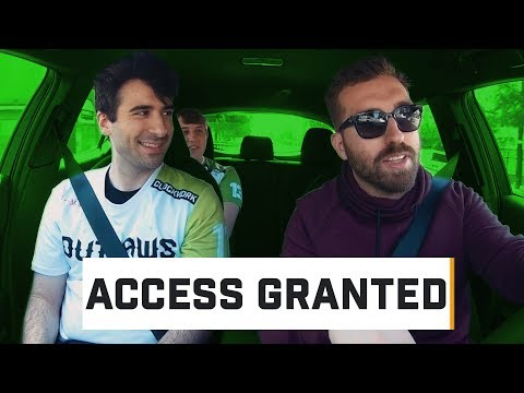 Houston Outlaws Boink and Clockwork: Access Granted