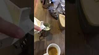 드롱기 삼단튤립 delonghi latteart