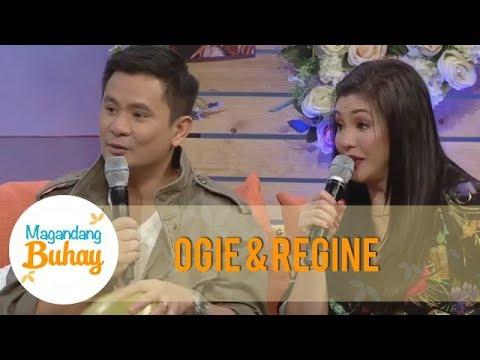 Magandang Buhay: Regine shares details about her husband