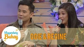Magandang Buhay: Regine shares details about her husband