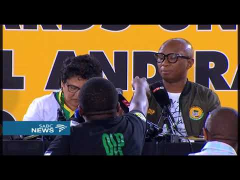 African National Congress 54th Conference Doccie