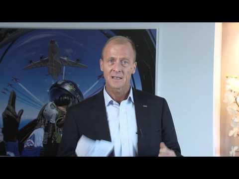 Dr. Thomas Enders, CEO Airbus Group, für www.ersteanderuni.de