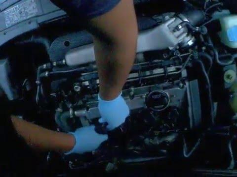 VW MK4 1.8T Spark Plug Replacement (tutorial)