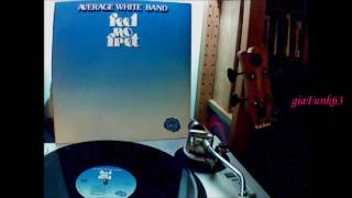 AVERAGE WHITE BAND - feel no fret - 1979.