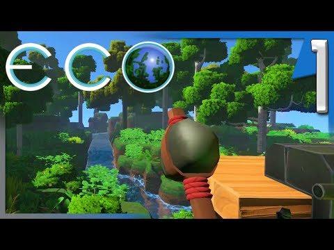 ECO: STARTING FRESH! (Beta 7.1.2) | Eco Early Access E1