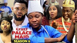 CRAZY PALACE MAID SEASON 6 - Mercy Johnson 2020 Latest Nigerian Nollywood Movie Full HD