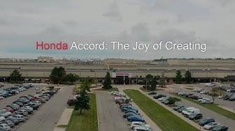 "Honda Accord: ""The Joy of Creating"""