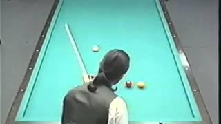Semih Sayginer Vs  Ira Lee   1994 Sang Lee 3 Cushion Open