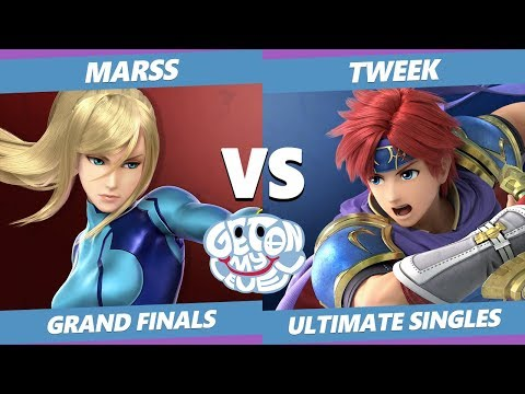 GOML 2019 SSBU - TSM   Tweek (Roy) Vs. PG   Marss (ZSS) Smash Ultimate Tournament Grand Finals