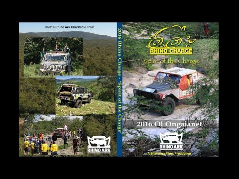 'Spirit of the charge'- 2016 Rhino Charge Official Film