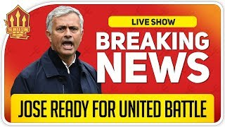 Mourinho Back! Solskjaer Under Pressure! Man Utd News