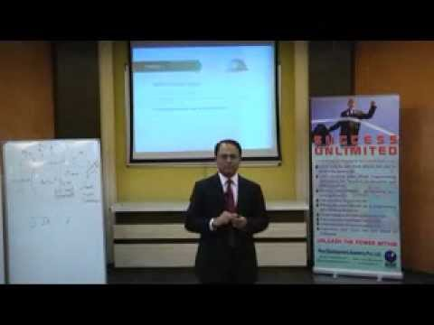 Live Mind Power Seminar by Sunil Parekh - Powers of the Subconscious Mind for Success and Happiness