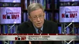 Stephen Cohen about downed Malaysia Airlines Flight 17