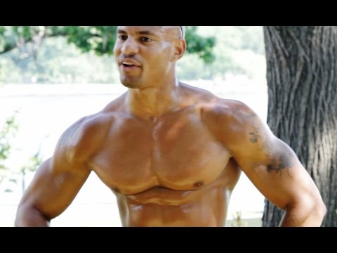 """Training For Greatness"" Motivational Workout Speech (Big Brandon Carter)"