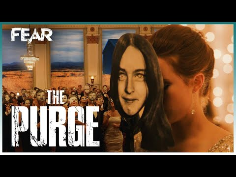 The Purge Party Begins | The Purge (TV Series)