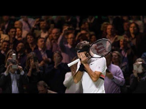Roger Federer ● Back At World Number One | HD