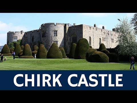 Chirk Castle – Part of the Fortress Chain in the North of Wales