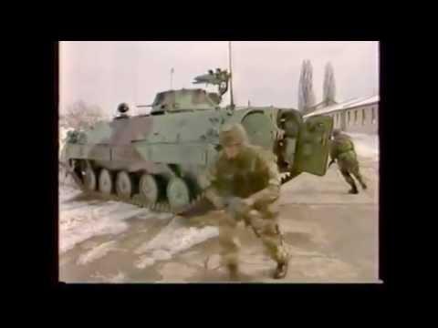 """НАТО бомбардовање Југославије (Србије) 1999. - Руска песма ,,Југославија"""""""