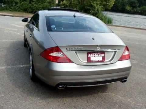 2006 06 Mercedes-Benz CLS500 CLS 500 Personal Used Car Review at 77K Miles