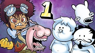 Oney Plays Digimon Rury (Bootleg Game) - EP 1 - Oblige Me (D...