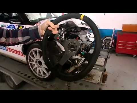 Robert kubica 39 s car wreck youtube for Kubica cars