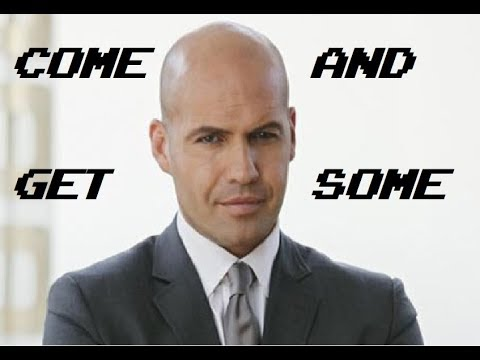 Unofficial Game Attack Highlights Bring It Billy Zane!