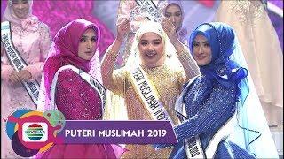 Inilah Pemenang Puteri Muslimah Indonesia 2019