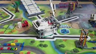 FLL CITY SHAPER - Multiple Missions - 190 POINTS!!
