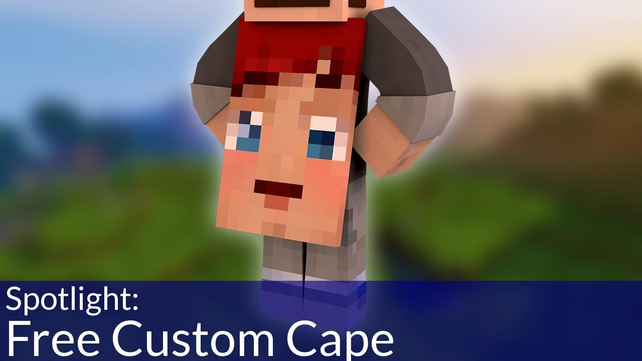 How to Get Capes in Minecraft [FREE] - YouTube