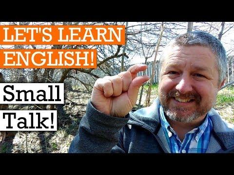 Learn English Small