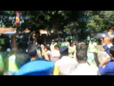 Demo Ricuh Protes Pasca Pilkada