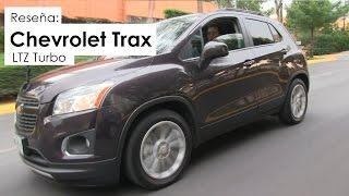 Reseña: Chevrolet Trax LTZ Turbo