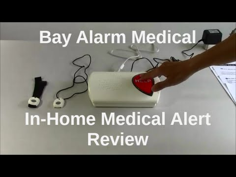 Bay Alarm Medical Review: In-Home Medical Alert System