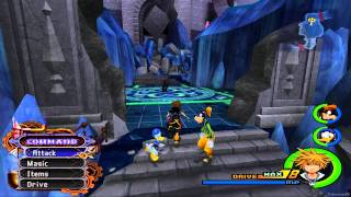 Kingdom Hearts II Final Mix [Part 47 ~ All Organization XIII Mushrooms ~ S Rank / Winner