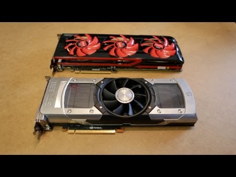 FASTEST GPU ON THE PLANET? AMD HD 7990 vs NVIDIA GTX 690 (Benchmarks & Review)