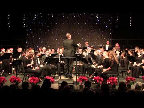 DCO Wind Symphony, December 12, 2014 Concert