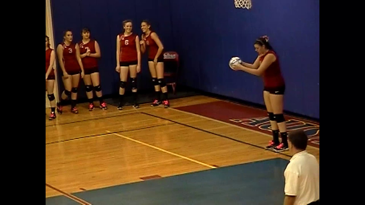 Beekmantown - Johnstown Volleyball B Regional  11-6-12