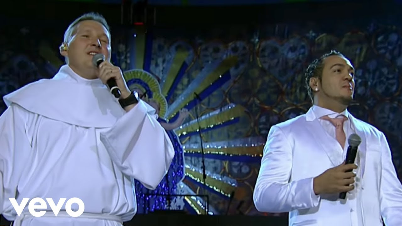 Padre Marcelo Rossi Hoje Livre Sou Ao Vivo Ft Belo Youtube