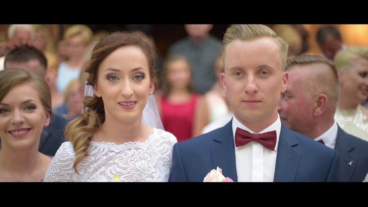 Agnieszka i Mateusz klip weselny