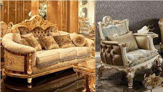 32+ Luxury Royal Sofa Designs