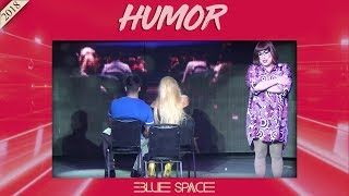 Blue Space Oficial - Thalia Bombinha e Valenttini Drag - 05.05.18