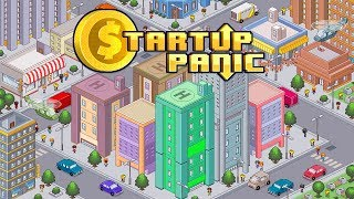 THERES SOCIAL MEDIA IN EVERYTHING - Startup Panic Gameplay Impressions
