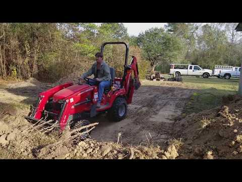 Geothermal Project Video Series One; Digging With GC 1710 Fr