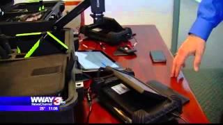 TTF Digital Forensics Aids Highway Patrol